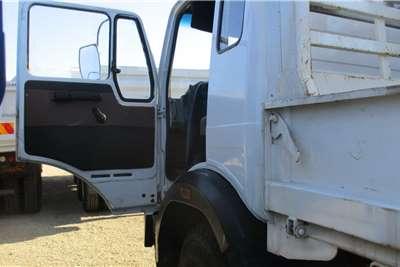 Mercedes Benz 19 24 Drop side Body Truck