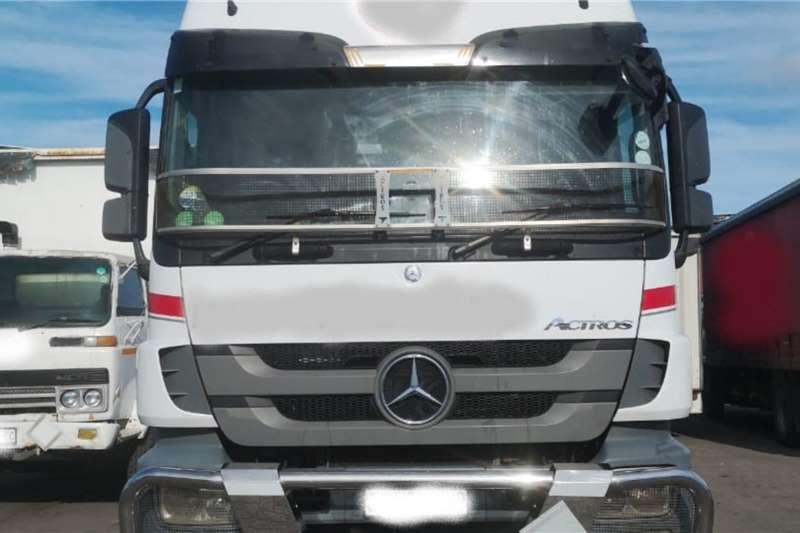 Mercedes Benz 2015 Mercedes Benz Actros 2646 TT Truck