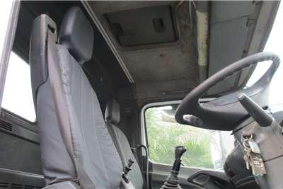 Mercedes Benz 26 28 Mixer 6 Cube Truck