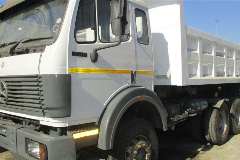 Mercedes Benz Truck 26 29 Tipper 10m 1995