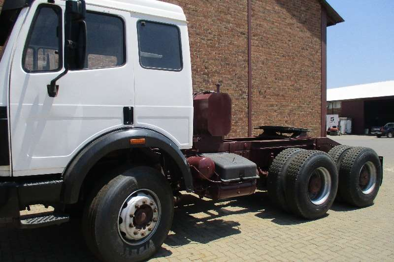Mercedes Benz Truck 26-35 D/Diff Powerliner 1992