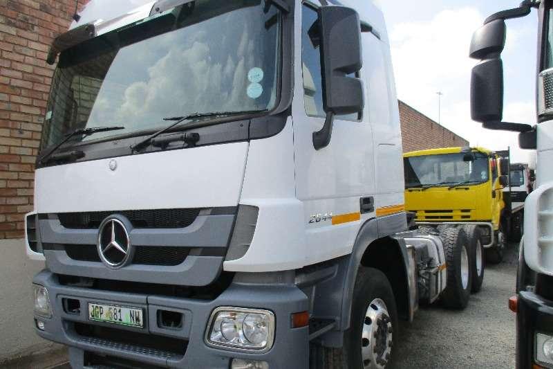 Mercedes Benz Truck 26 44 Actros 2014