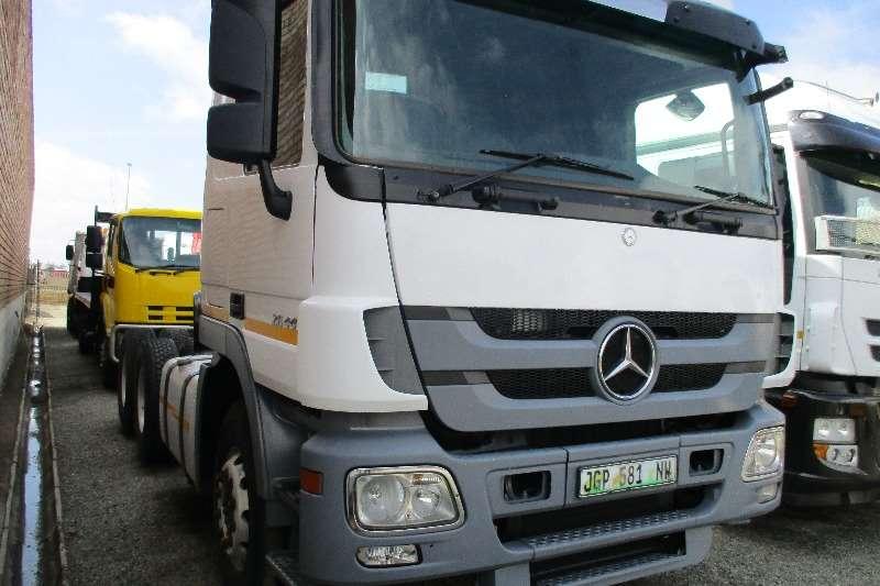 Mercedes Benz 26 44 Actros Truck