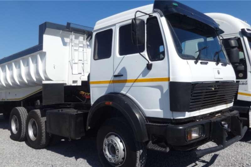 Mercedes Benz Truck 2628 6x4 Mechanical Horse