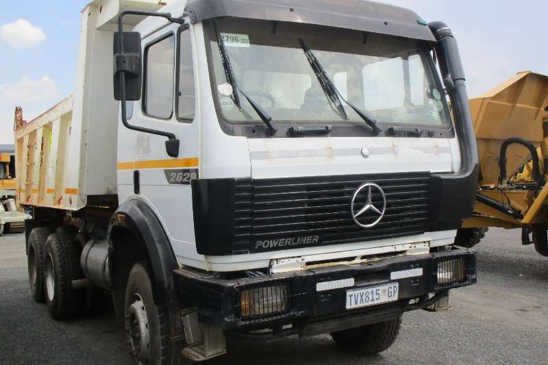 Mercedes Benz Truck 2629 Powerliner 1995