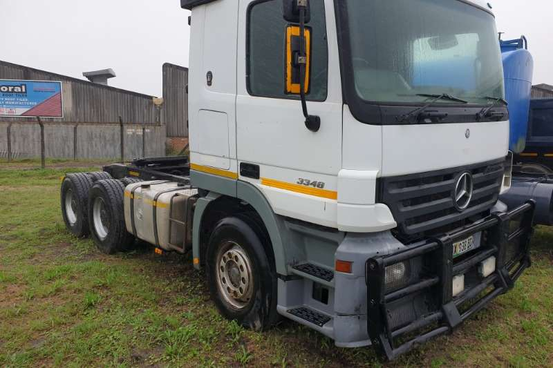 Mercedes Benz Truck 2648 actross 2005