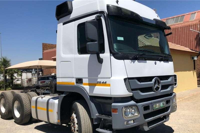 Mercedes Benz Actros 26 44 Truck