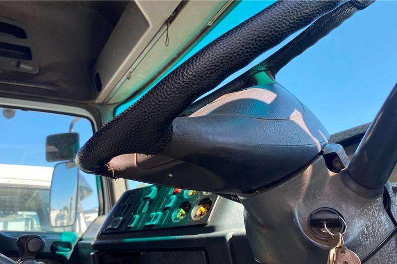 Mercedes Benz Actros 2640 Truck