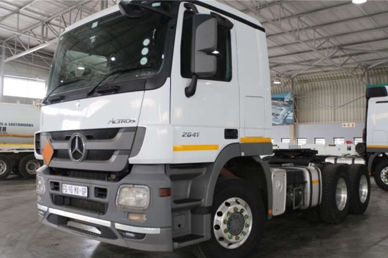 Mercedes Benz Truck Actros 2641LS/33 Horse 2016