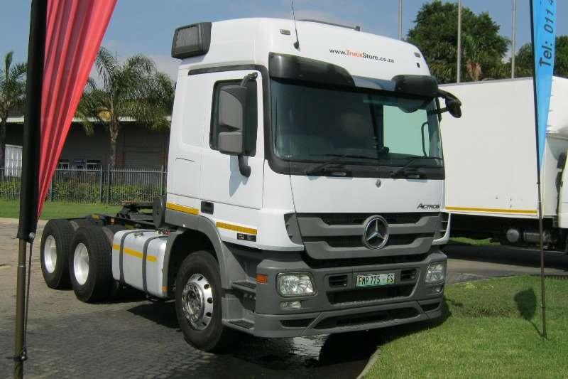 Mercedes Benz Truck Actros 2644 2014