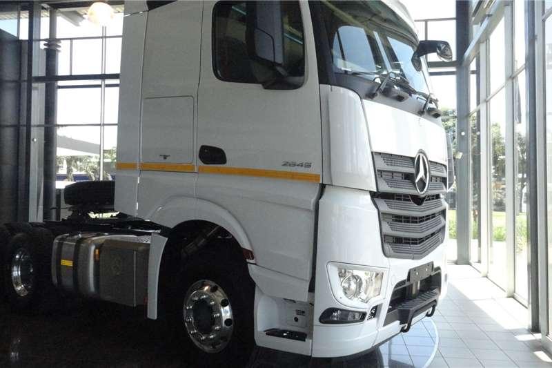 Mercedes Benz Truck Actros 2645LS 2019