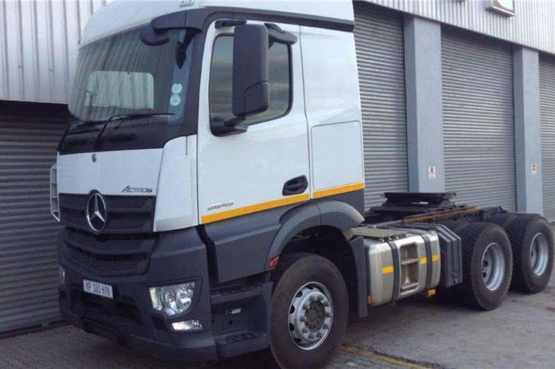 Mercedes Benz Truck ACTROS 2645LS/33 2019