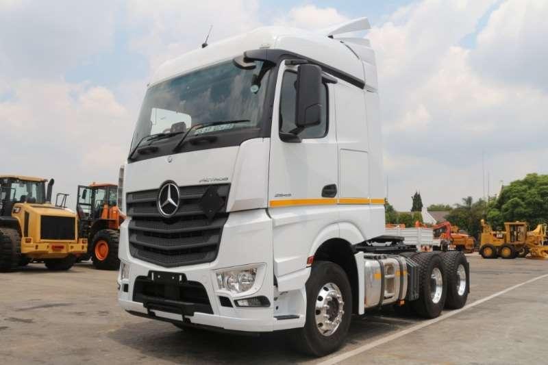 Mercedes Benz Truck Actros 2645LS/33 6x4 2018