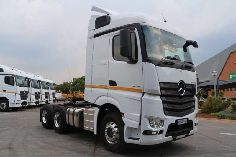Mercedes Benz Truck Actros 2645LS/33 Horse 2018