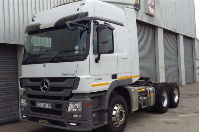Mercedes Benz Truck Actros 2646LS/33 2015