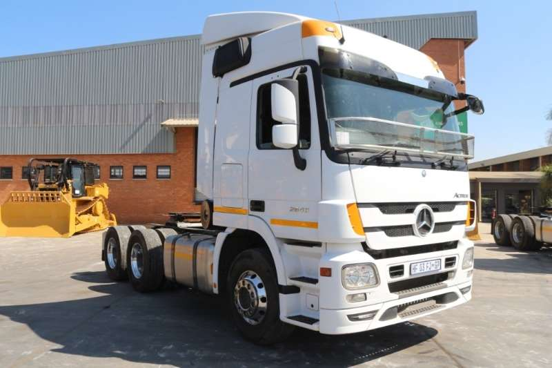 Mercedes Benz Truck Actros 2646LS / 33 Horse 2017