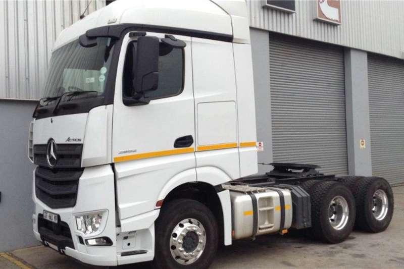 Mercedes Benz Actros 2652LS/33 T/T Truck