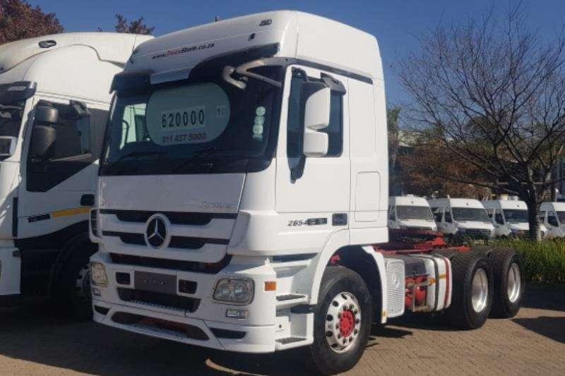 Mercedes Benz Truck Actros 2654 2013