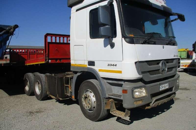 Mercedes Benz Truck Actros 33 44 2013