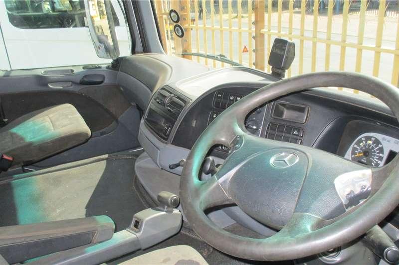 Mercedes Benz Actros 33 48 Truck