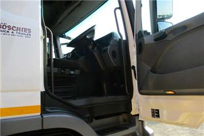 Mercedes Benz Actros 41 44 Chassis cab Twin Steer Truck
