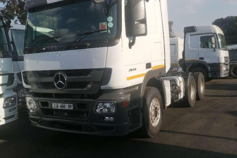 Mercedes Benz Actros2644 Truck