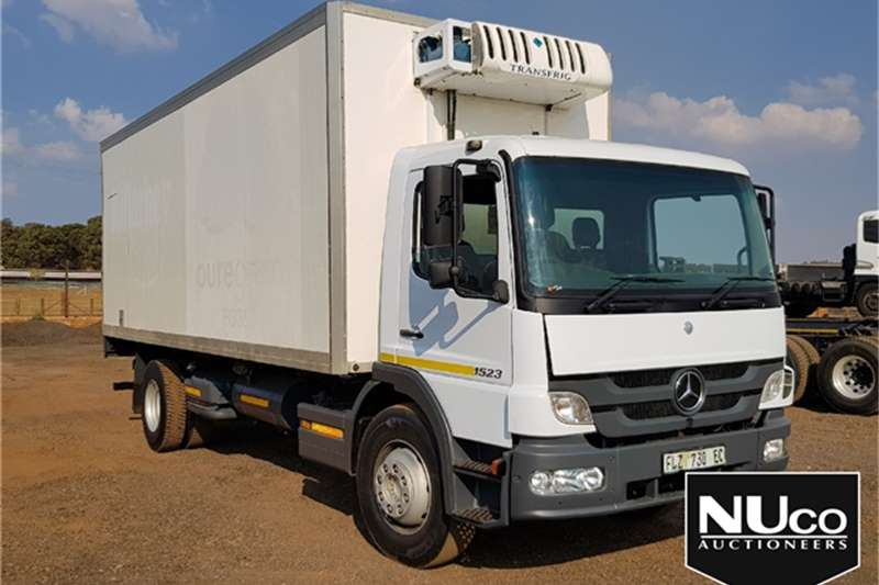 Mercedes Benz ATEGO 1523 REFRIGERATED BODY Truck