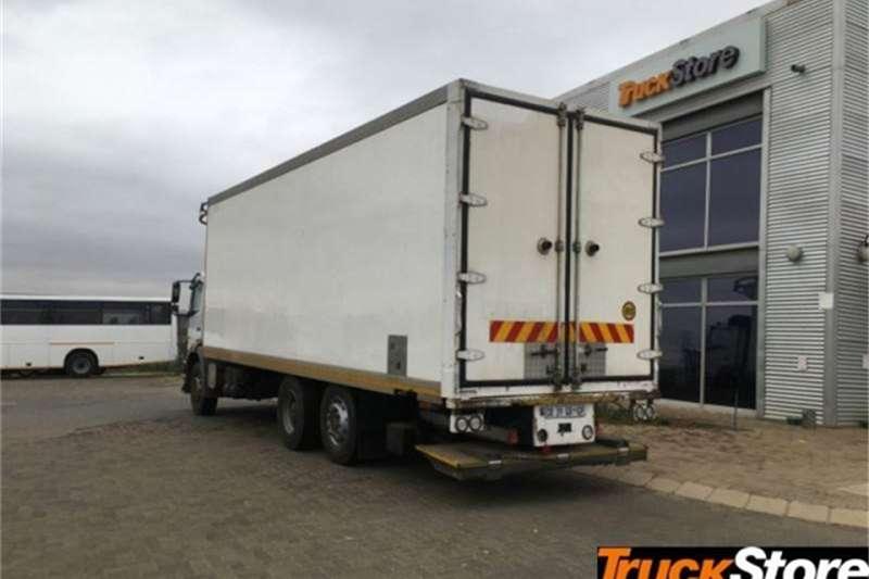 Mercedes Benz ATEGO 2528L/51 FRIDGE BODY L Truck