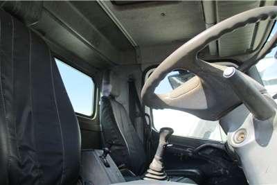 Mercedes Benz Atego 26 28 Mixer 6 Cube Truck