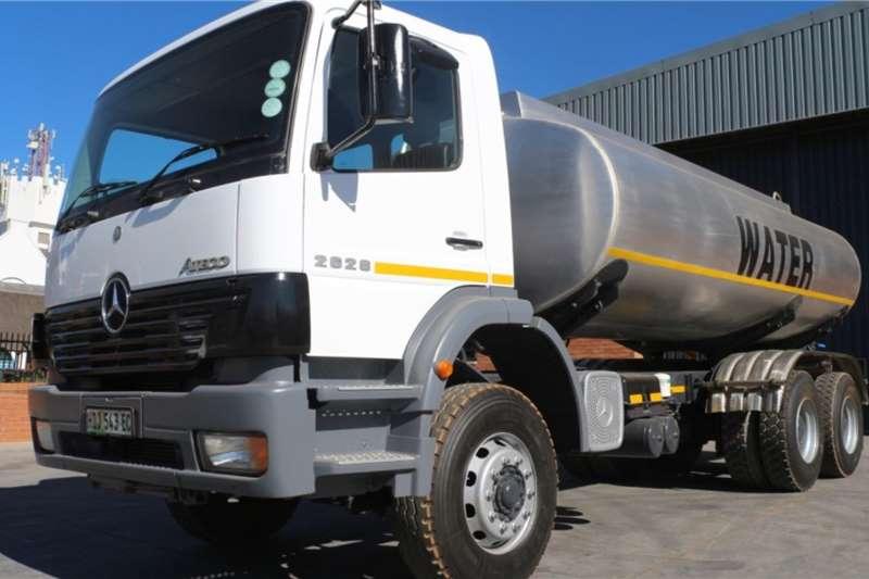 Mercedes Benz Truck Atego 2628B Water Tank 2004