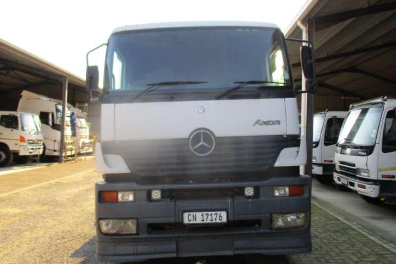 Mercedes Benz Truck AXOR 1835 2004