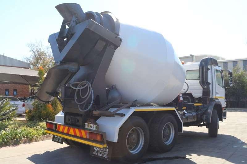 Mercedes Benz Truck Axor 2628 Cement Mixer 2009