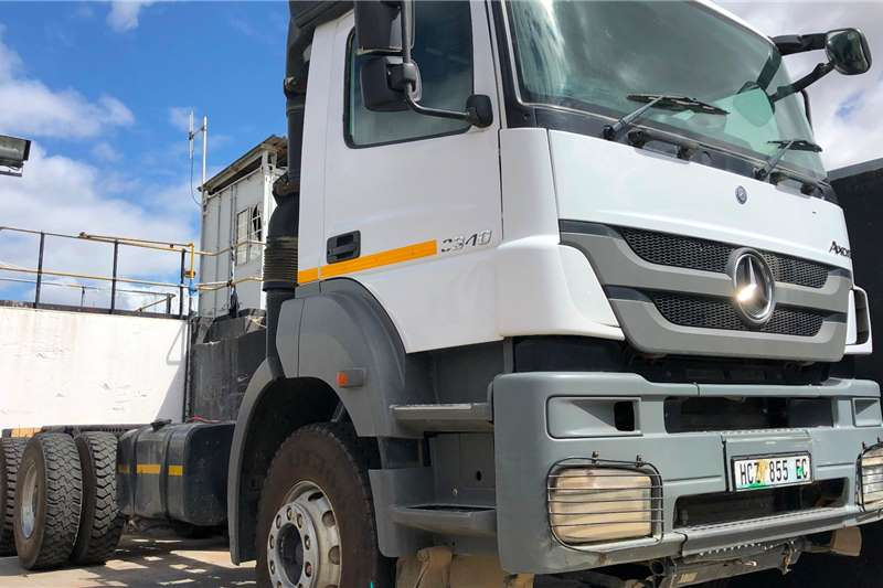 Mercedes Benz Truck AXOR 3340 LWB CHASSIS CAB 2013
