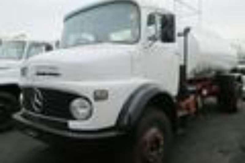 Mercedes Benz Bull Nose 10   13 Truck