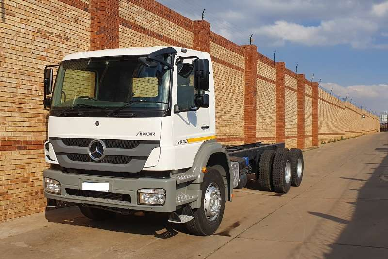 Mercedes Benz Truck Chassis Cab 2628 AXOR,6x4,LWB,ALLISON AUTOMATIC TRANSMISSION 2009