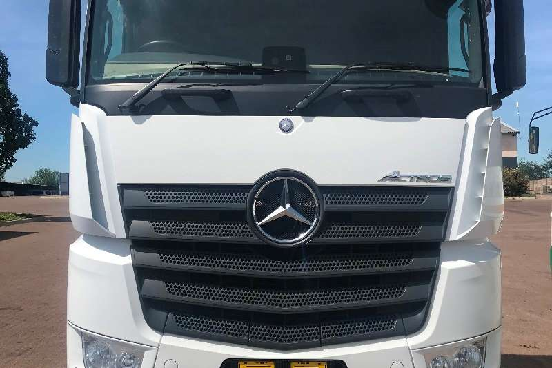 Mercedes Benz Truck Chassis cab Actros 2645/33 Standard 2018