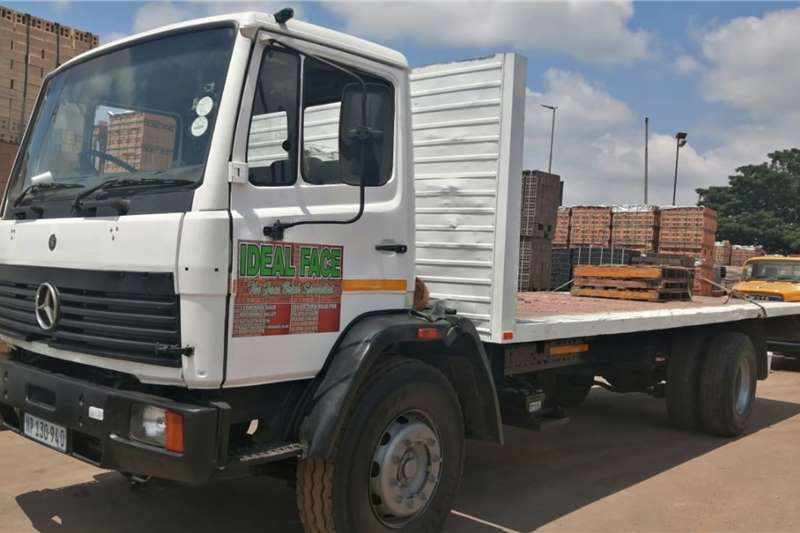 Mercedes Benz Truck Chassis cab Econoliner 1617 1996
