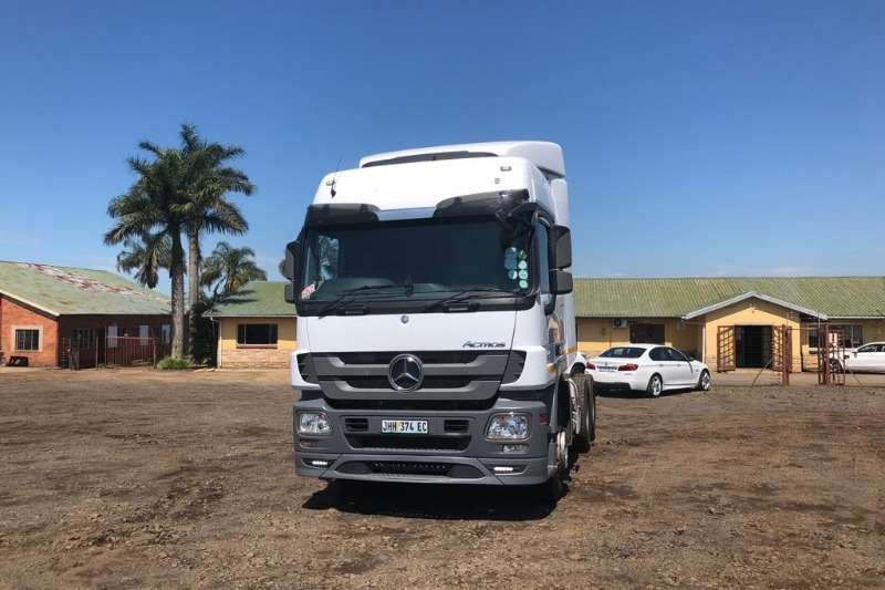 Mercedes Benz Chassis cab MERC 2646, MILEAG ONLY 102340kms, BRAND NEW ENGINE Truck