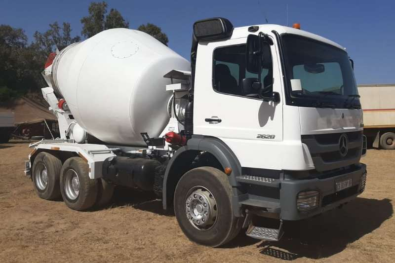 Concrete mixer Truck Trucks for sale in South Africa on