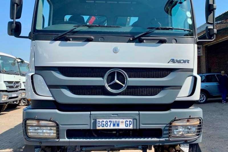 Mercedes Benz Crane truck Axor 1823 4x4 Truck