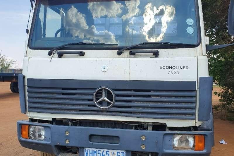 Mercedes Benz Dropside 1623 Econoliner (12t) d/axle Truck