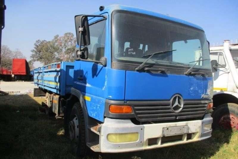 Mercedes Benz Truck Dropside ATEGO 1517 1999
