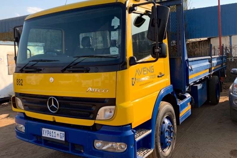 Mercedes Benz Truck Dropside ATEGO 1518