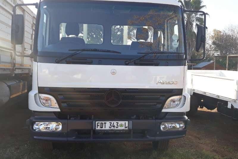 Mercedes Benz Truck Dropside MERCEDES BENZ 1017 ATEGO 8 TON DROP SIDE 2006