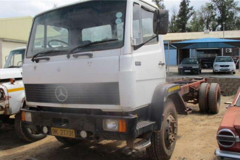 Mercedes Benz Truck ECONOLINER 1114 1991