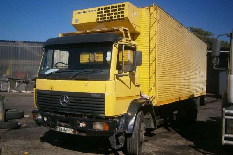 Mercedes Benz Truck Fridge truck 1617 1999