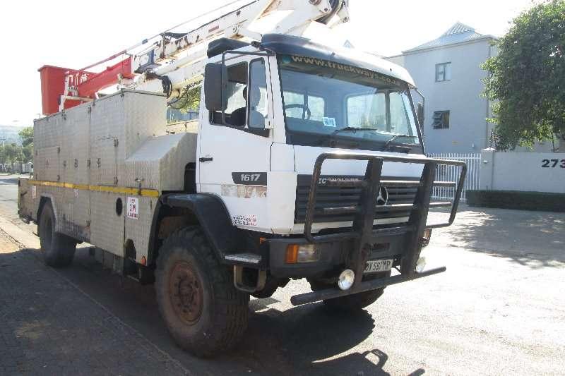 Mercedes Benz Truck Insulated body 1617 2000
