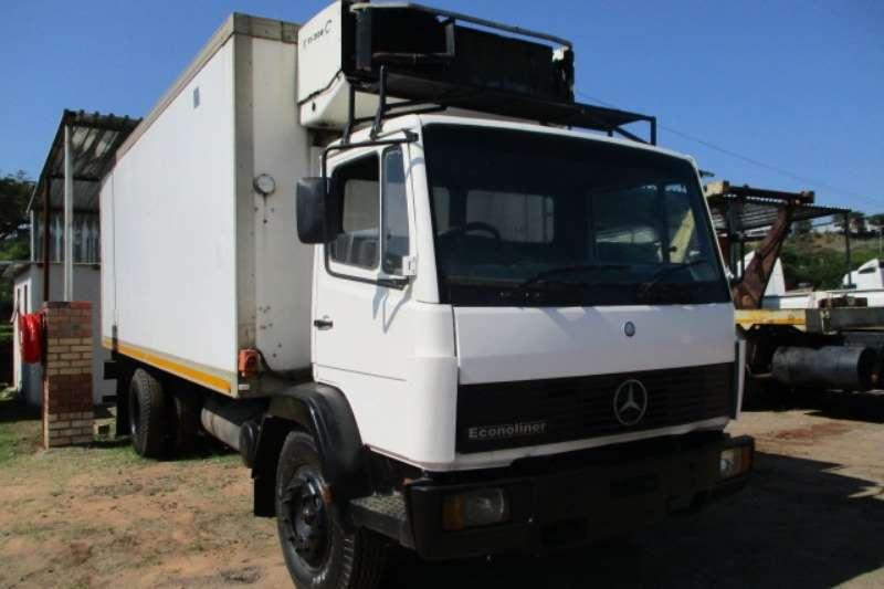 Mercedes Benz Truck Insulated body MERECEDES BENZ 1214 ECONOLINER REFRIGERATED TRUCK