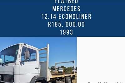 Mercedes Benz Mercedes Benz 1214 ecoliner Truck