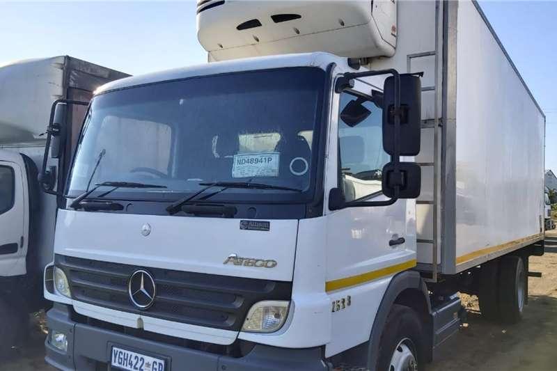 Mercedes Benz Mercedes Benz 1523 Atego 8 ton Refrigerated Truck
